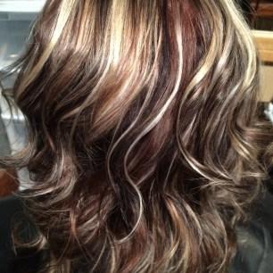 colour at Indulge Hair Studio